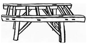 bench Images libres de droits