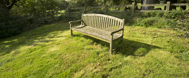 Bench Royalty Free Stock Photography