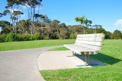 Bench At Park Royalty Free Stock Image