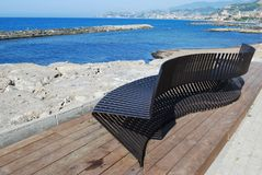 Free Bench By The Sea Stock Images - 29678704