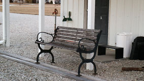 Bench chair Stock Photography