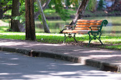 Bench. Stock Photos