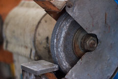 Bench Grinder. Stock Images