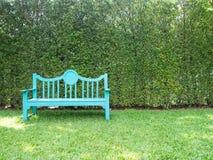 Bench im Garten Lizenzfreie Stockfotografie
