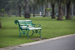 Bench park Stock Images
