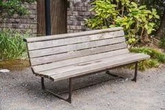 Bench public Royalty Free Stock Image