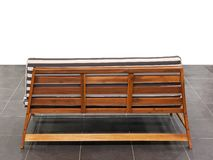 Bench rear Stock Photography