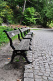 Bench for rest Royalty Free Stock Photography
