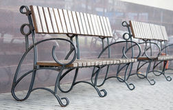 Bench to rest Royalty Free Stock Image