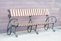 Bench to rest Stock Photography