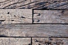 bench trä Royaltyfri Bild