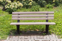 bench photo libre de droits