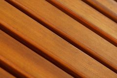 bench of wooden boards royalty free stock photos