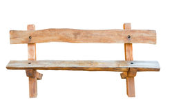 Bench. Wooden. Stock Image