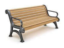 Bench Stock Image
