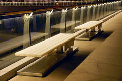 Benches Royalty Free Stock Images