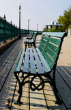 The Benches Royalty Free Stock Photography
