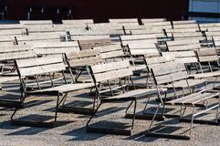 Benches Stock Photography
