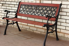 Benches for rest Stock Image