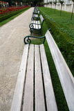benches solo Fotografie Stock Libere da Diritti