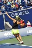 Bencic Belinda Rogers Cup (17) Stock Afbeeldingen