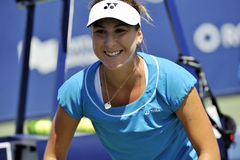Bencic Belinda SUI (3) Royalty Free Stock Photography