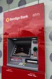 Bendigo Bank branch Royalty Free Stock Image