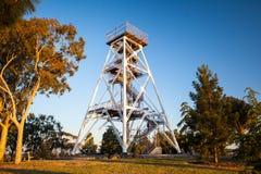 Bendigo Lookout Tower Stock Image