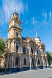 Bendigo Town Hall with clock tower in Australia Stock Photos