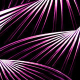Bending Abstract Futuristic Dark Royalty Free Stock Images