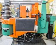 Bending machine Royalty Free Stock Images