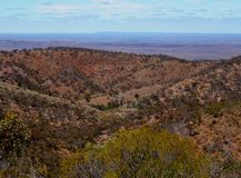 Bendleby Ranges View Stock Photos