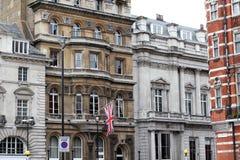 Bene immobile di Londra Fotografia Stock Libera da Diritti