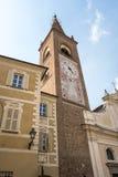 Bene Vagienna (Piedmont, Italy) Stock Images