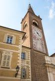 Bene Vagienna (Piedmont, Italy) Royalty Free Stock Image