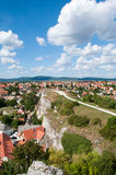Benedek Hill, Veszprem, Hungary Royalty Free Stock Images