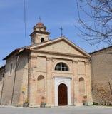 Benedettine Monastero Di S ανησυχιών στοκ φωτογραφία με δικαίωμα ελεύθερης χρήσης