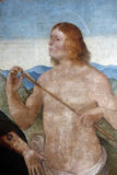 Benedetto Diana: Saint Sebastian Stock Image