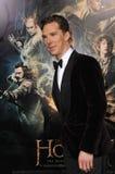 Benedict Cumberbatch Stock Image