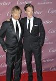 Benedict Cumberbatch & Morten Tyldum Royalty Free Stock Images