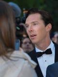 Benedict Cumberbatch Stock Photo