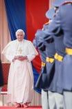 benedict pope xvi Royaltyfri Foto