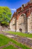 Benedictine αβαείων του ST Augustines το μοναστήρι παραμένει στο Καντέρμπουρυ Στοκ Εικόνες