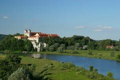 Benedictine Abbey Royalty Free Stock Image
