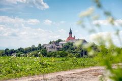Benedictine abbey of Andechs - Panorama Stock Photos