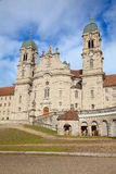 Benedictine abbey of Einsiedeln Stock Photos