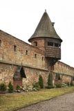 Benedictine abbey in Jaroslaw. Poland Royalty Free Stock Image
