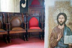 Benedictine abbeys of Abruzzo Stock Photos