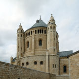 Benedictine Dormition Abbey, Jerusalem Royalty Free Stock Photos
