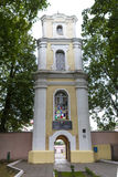 Benedictine Monastery. Brahma-belfry. Shults. Belarus. Royalty Free Stock Photos